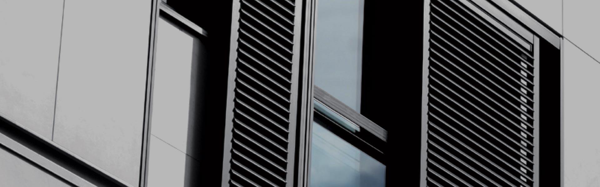 persiana double b infissi in alluminio legno e pvc