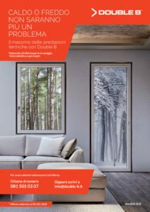 promo double b infissi in alluminio legno e pvc
