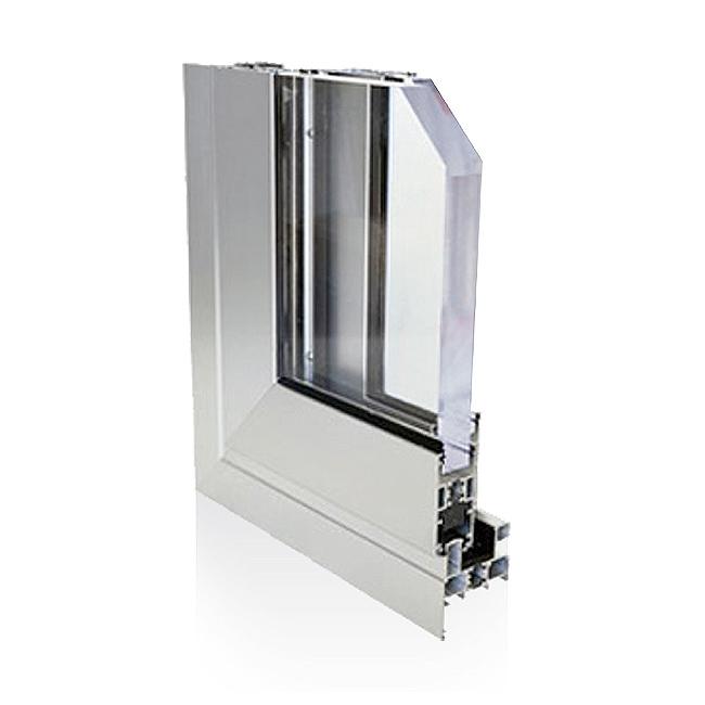 Infissi in alluminio Gemma 78 Scorrevole alluminio