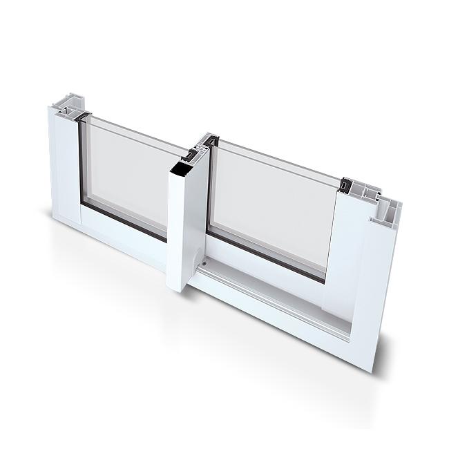 Infissi in PVC - Zen 70 Slide