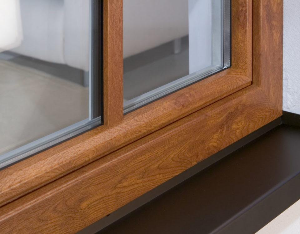 Come pulire gli infissi in PVC effetto legno double b infissi in alluminio legno e pvc- double b
