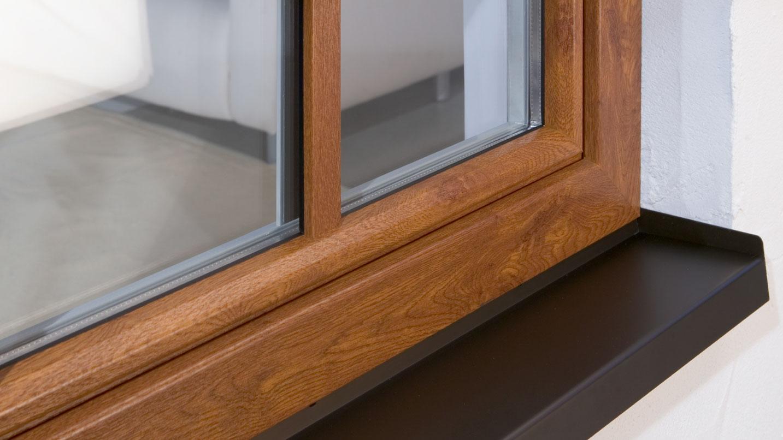 Serramenti In Alluminio O Pvc come pulire gli infissi in pvc effetto legno | double-b